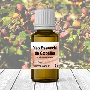 óleo essencia de copaiba