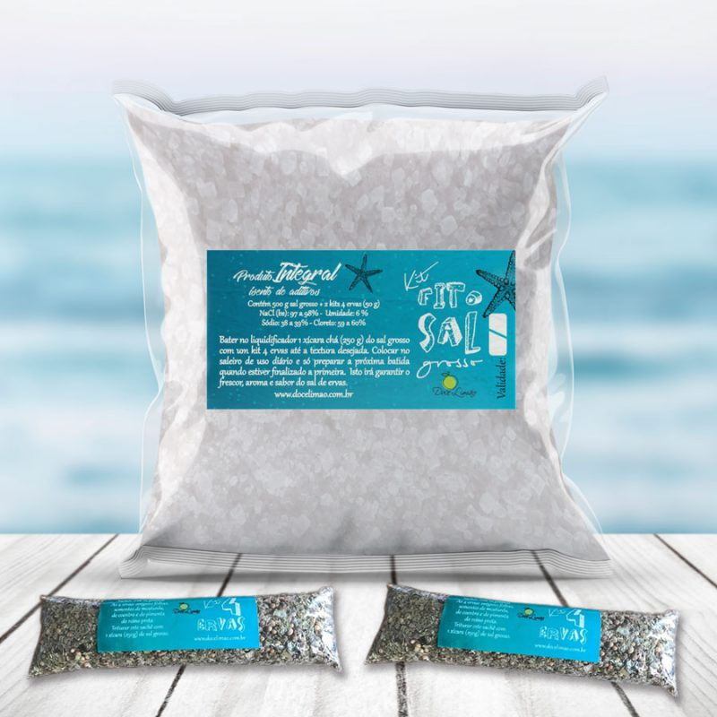 fito sal com ervas