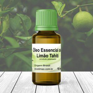 óleo essencia limão tahiti
