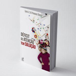 livro deficit de atenção tem solução