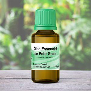 óleo essencial petit grain